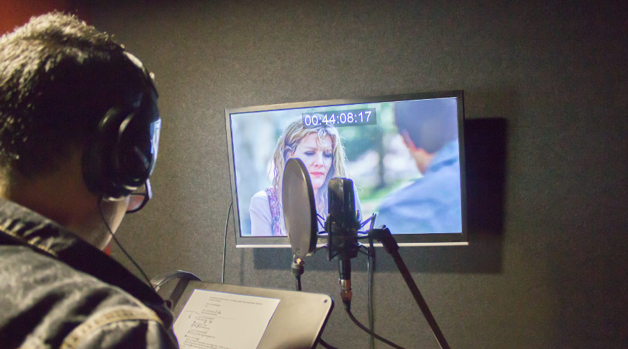 Dubbing and ADR - Sound for cinematography and TV
